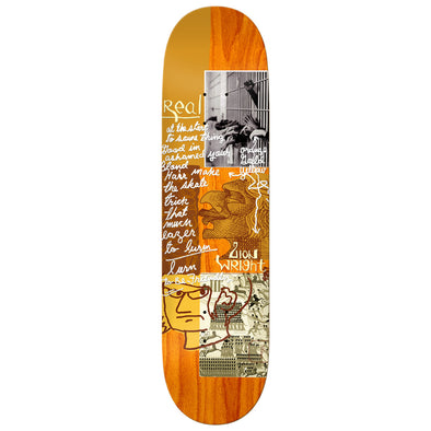 REAL - POSTCARDS ZION DECK - 8.5 - Antisocial Collective