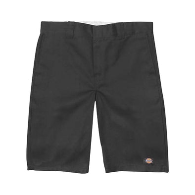 DICKIES - 131 SLIM STRAIGHT SHORT - BLACK
