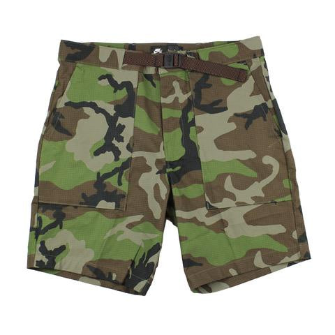 NIKE SB - SHORT RIPSTOP - MEDIUM OLIVE - Antisocial Collective