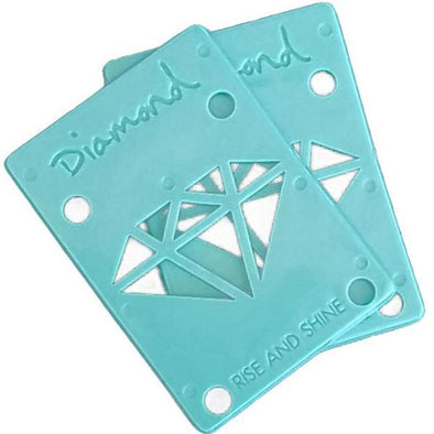 "DIAMOND - RISER PADS 1/8"" PAIR"