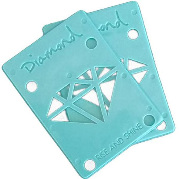 "DIAMOND - RISER PADS 1/8"" PAIR - Antisocial Collective"