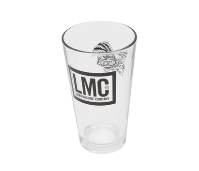 LOSER MACHINE - LMC PINT GLASS - Antisocial Collective