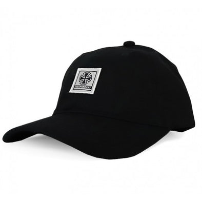 INDEPENDENT - T/C WORK HAT - BLACK