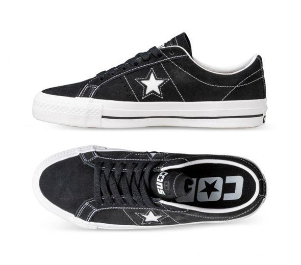 CONS - ONE STAR PRO - BLACK - Antisocial Collective