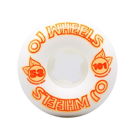 OJ WHEELS - FROM CONCENTRATE HARDLINE 101A - 53MM