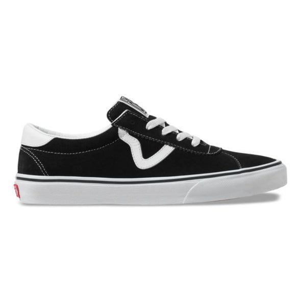 VANS - VANS SPORT - BLACK - Antisocial Collective