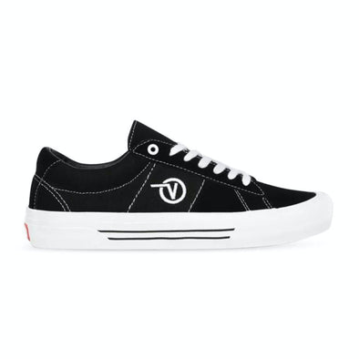 VANS - SADDLE SID PRO - BLACK/WHITE