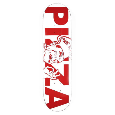 PIZZA SKATEBOARDS - THE CHEF SKATEBOARD DECK - 8.25