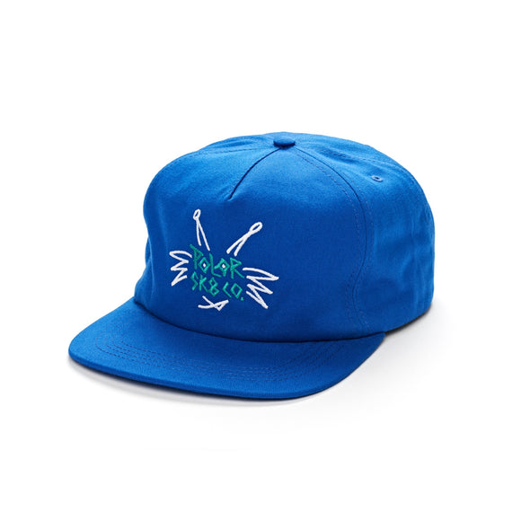 POLAR - RAT CAP - ROYAL BLUE