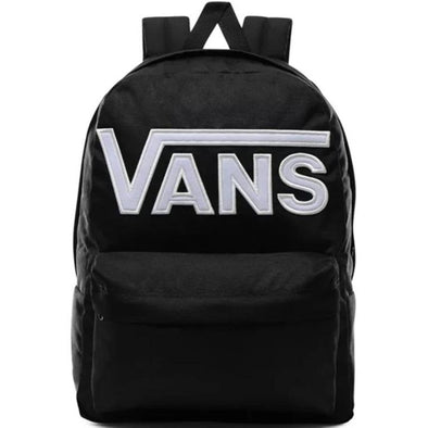 VANS - OLD SKOOL III BACKPACK - BLACK/WHITE