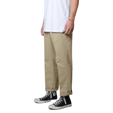 DICKIES - ORIGINAL FIT 874 WORK PANT - KHAKI