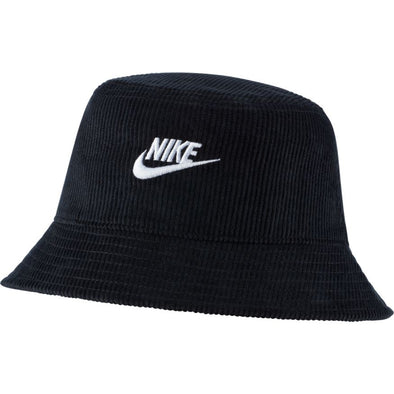 NIKE SB - FUTURA CORDUROY BUCKET HAT - BLACK/WHITE