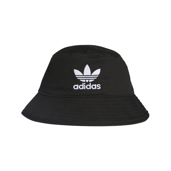 ADIDAS - TREFOIL BUCKET HAT - BLACK - Antisocial Collective