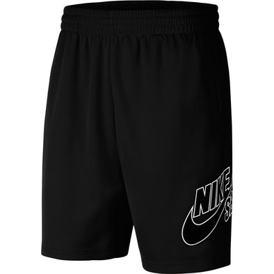 NIKE SB - DRY SUNDAY SHORT - BLACK/BLACK