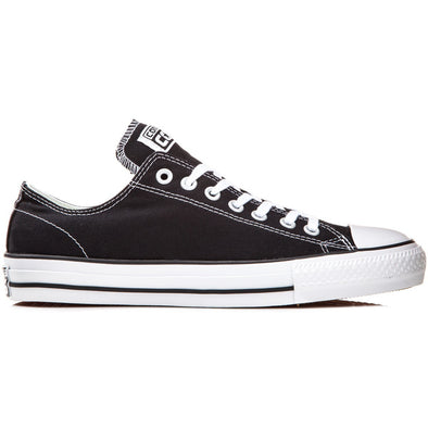 CONS - CTAS PRO LOW - BLACK/WHITE - Antisocial Collective
