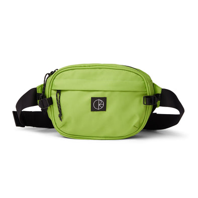 POLAR - CORDURA HIP BAG - LIME - Antisocial Collective