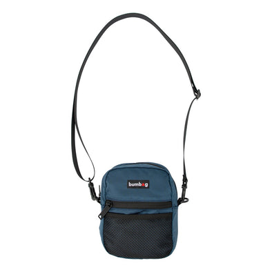 BUMBAG - GALACTIC COMPACT SHOULDER BAG – NAVY - Antisocial Collective