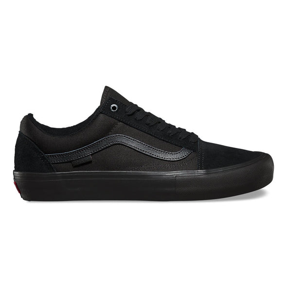 VANS - OLD SKOOL PRO - BLACKOUT - Antisocial Collective