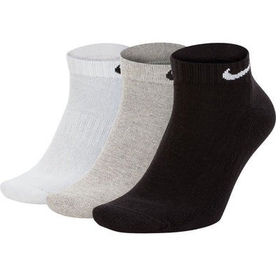 NIKE - EVERYDAY CUSHIONED TRAINING LOW SOCKS - MULTI-COLOUR