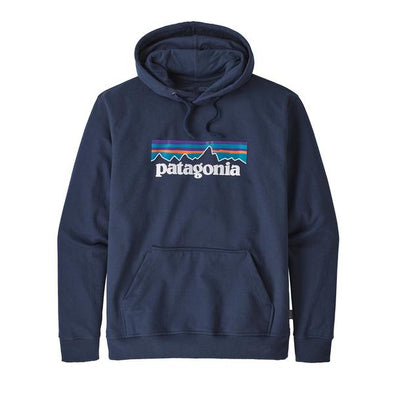 PATAGONIA - P-6 LOGO UPRISAL HOODY - CLASSIC NAVY - Antisocial Collective