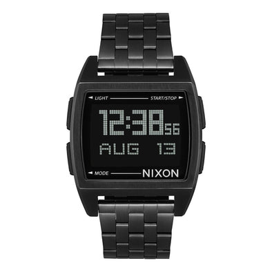 NIXON - BASE 38 MM - ALL BLACK