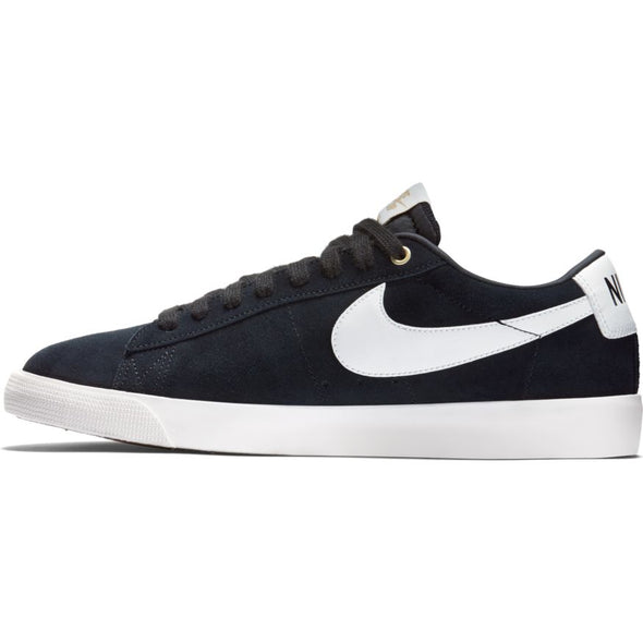 NIKE SB - ZOOM BLAZER LOW GT - BLACK/SAIL - Antisocial Collective