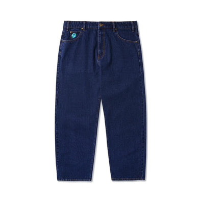BUTTER GOODS - WORLD DENIM PANTS - INDIGO