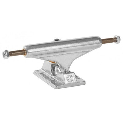 INDEPENDENT - HOLLOW SILVER SKATEBOARD TRUCKS - 144