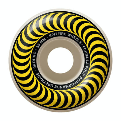 SPITFIRE - CLASSICS SWIRLS FORMULA 4 WHEELS 99D - 55MM
