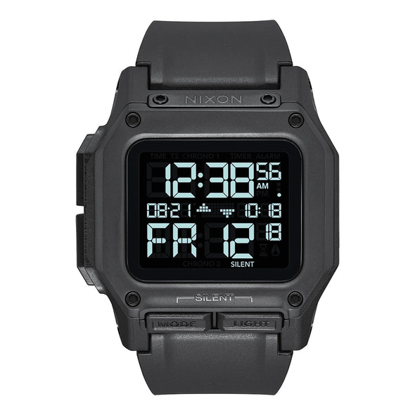 NIXON - REGULUS WATCH - ALL BLACK