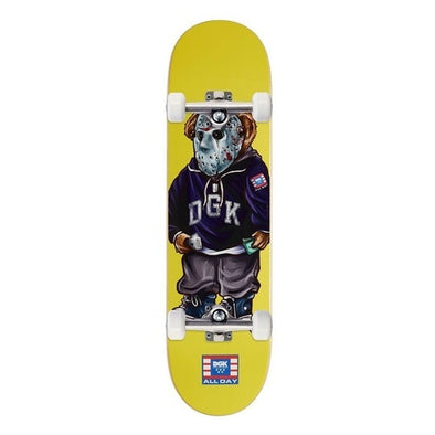 DGK - THE PLUG COMPLETE SKATEBOARD  - 7.75