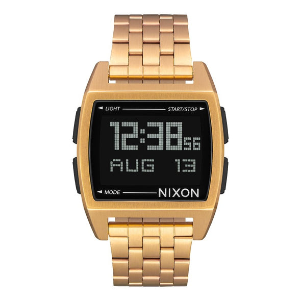 NIXON - BASE 38 MM - ALL GOLD - Antisocial Collective