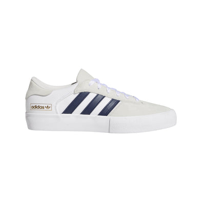 ADIDAS - MATCHBREAK SUPER - WHITE/COLLEGIATE NAVY/WHITE