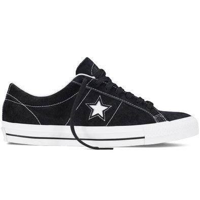 CONS - ONE STAR LOW - BLK