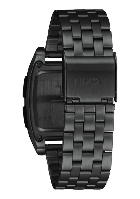 NIXON - BASE 38 MM - ALL BLACK - Antisocial Collective