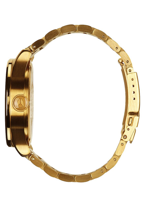 NIXON - SENTRY SS 42 MM - ALL GOLD - Antisocial Collective
