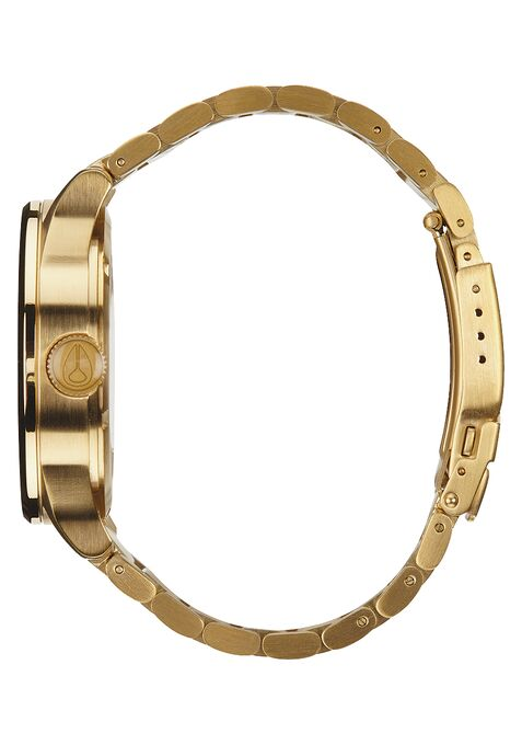 NIXON - SENTRY SS 42 MM - ALL GOLD / BLACK - Antisocial Collective