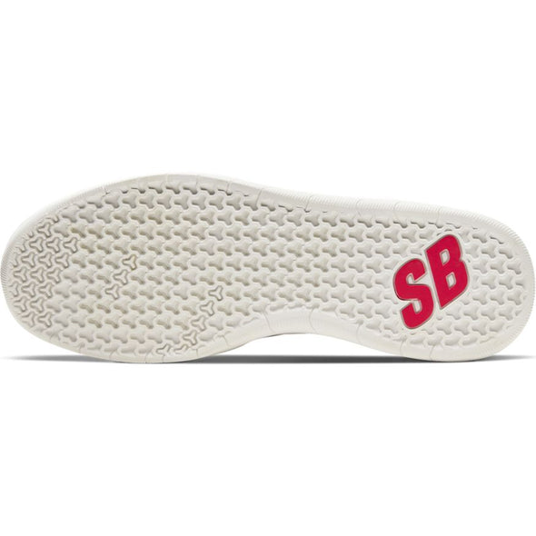 NIKE SB - NYJAH FREE 2 - BLACK/SPORT RED-METALLIC SILVER-BLACK - Antisocial Collective