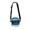BUMBAG x ANTISOCIAL - COMPACT SHOULDER BAG - BLACK/BLUE - Antisocial Collective