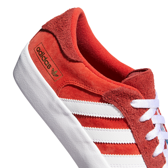 ADIDAS - MATCHBREAK SUPER - BRICK/WHITE/GOLD - Antisocial Collective