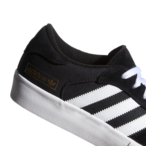 ADIDAS - MATCHBREAK SUPER - BLACK/WHITE/GOLD - Antisocial Collective