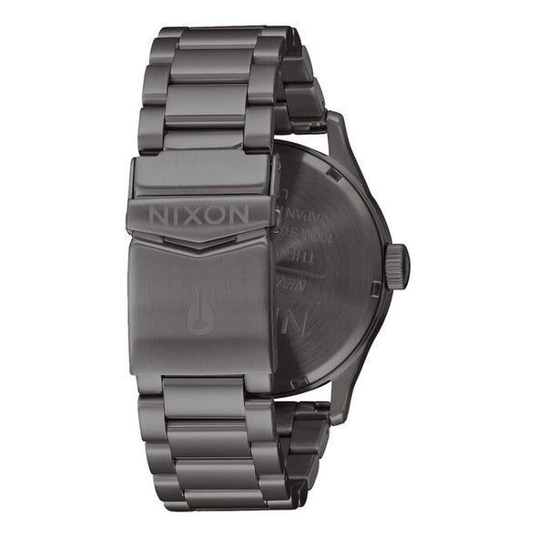 NIXON - SENTRY SS 42 MM - ALL GUNMETAL - Antisocial Collective