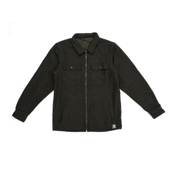 INDEPENDENT - CHAINSAW REVERSIBLE JACKET - JUNGLE - Antisocial Collective