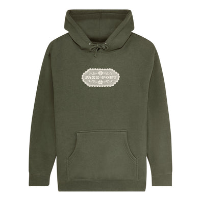 PASS~PORT - DOILY DANCER HOODIE - ARMY