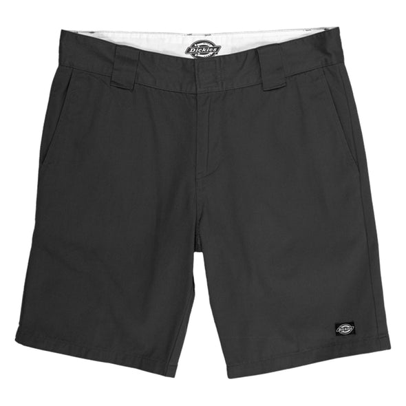 "DICKIES - C182 GD 9"" REGULAR SHORT - BLACK - Antisocial Collective"