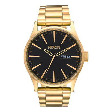 NIXON - SENTRY SS 42 MM - ALL GOLD / BLACK