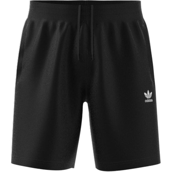 ADIDAS - TREFOIL ESSENTIALS SHORTS - BLACK