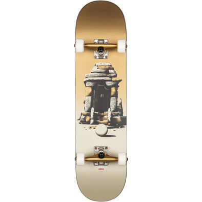 GLOBE - G2 ON THE BRINK COMPLETE SKATEBOARD - 8
