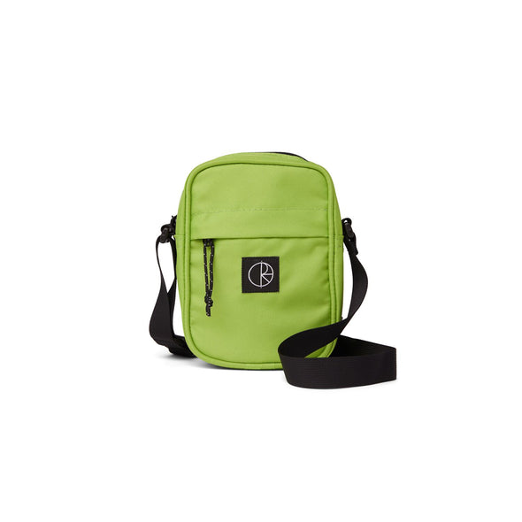 POLAR - CORDURA MINI DEALER BAG - LIME - Antisocial Collective