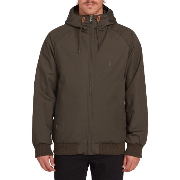 VOLCOM - HERNAN JACKET - LEAD - Antisocial Collective